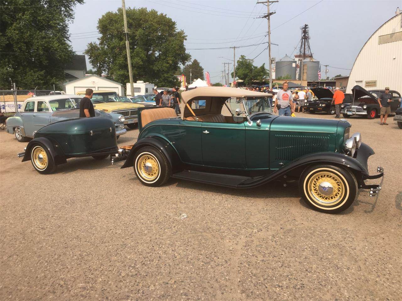 Large Picture of Classic '32 Roadster - $33,500.00 Offered by Classic Rides and Rods - Q4PX