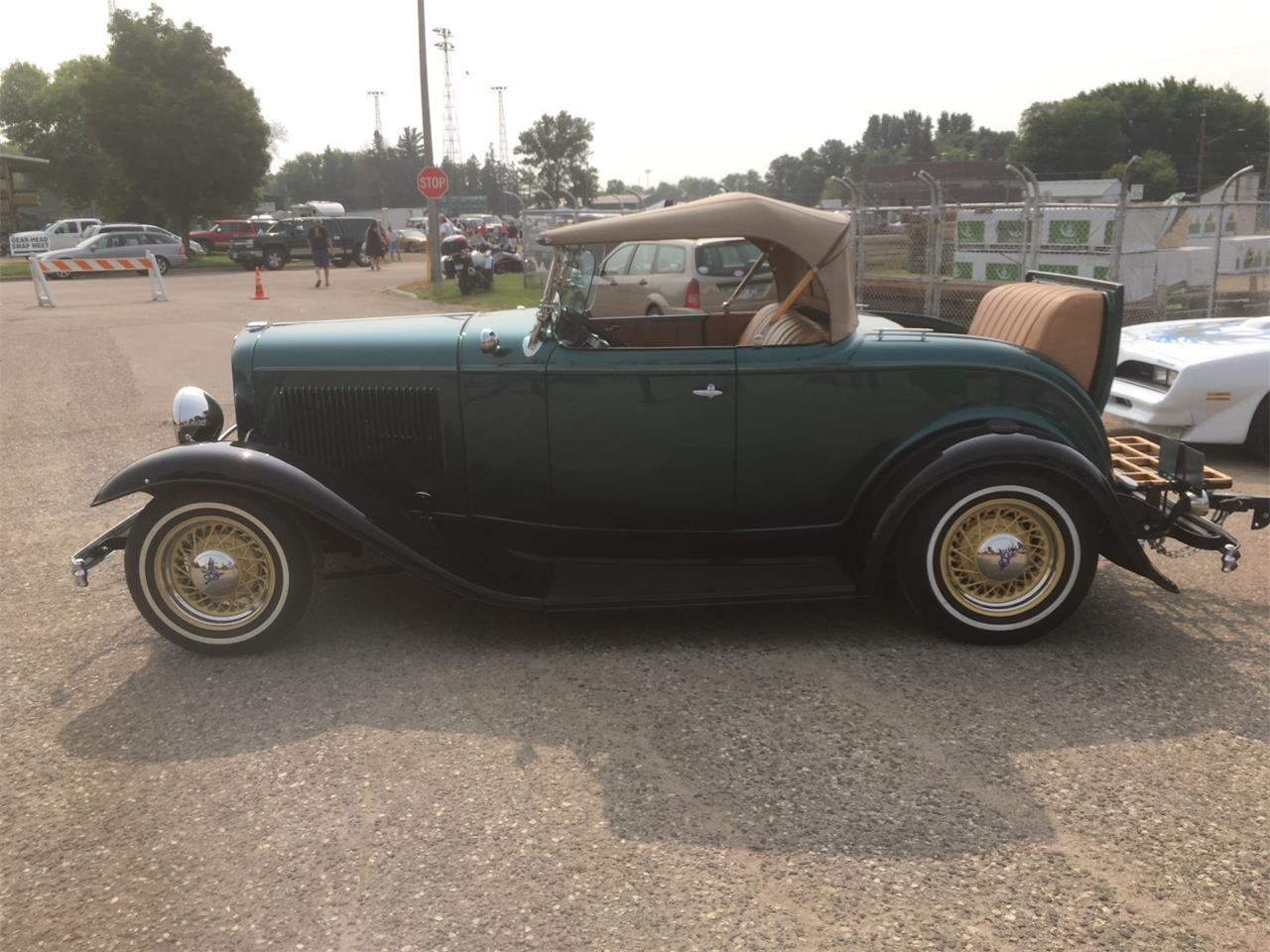 Large Picture of '32 Roadster located in Minnesota Offered by Classic Rides and Rods - Q4PX