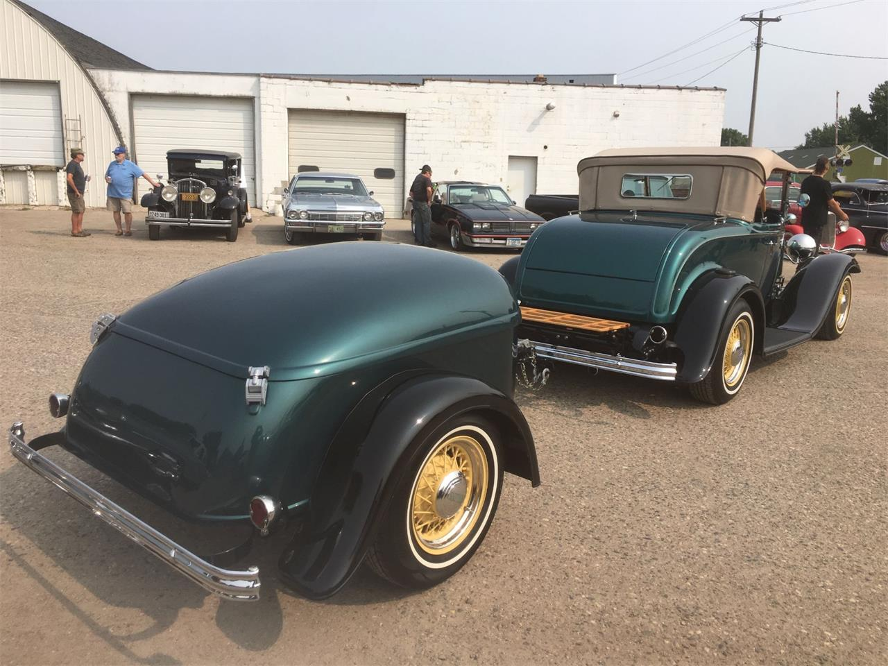 Large Picture of Classic '32 Ford Roadster located in Minnesota - Q4PX