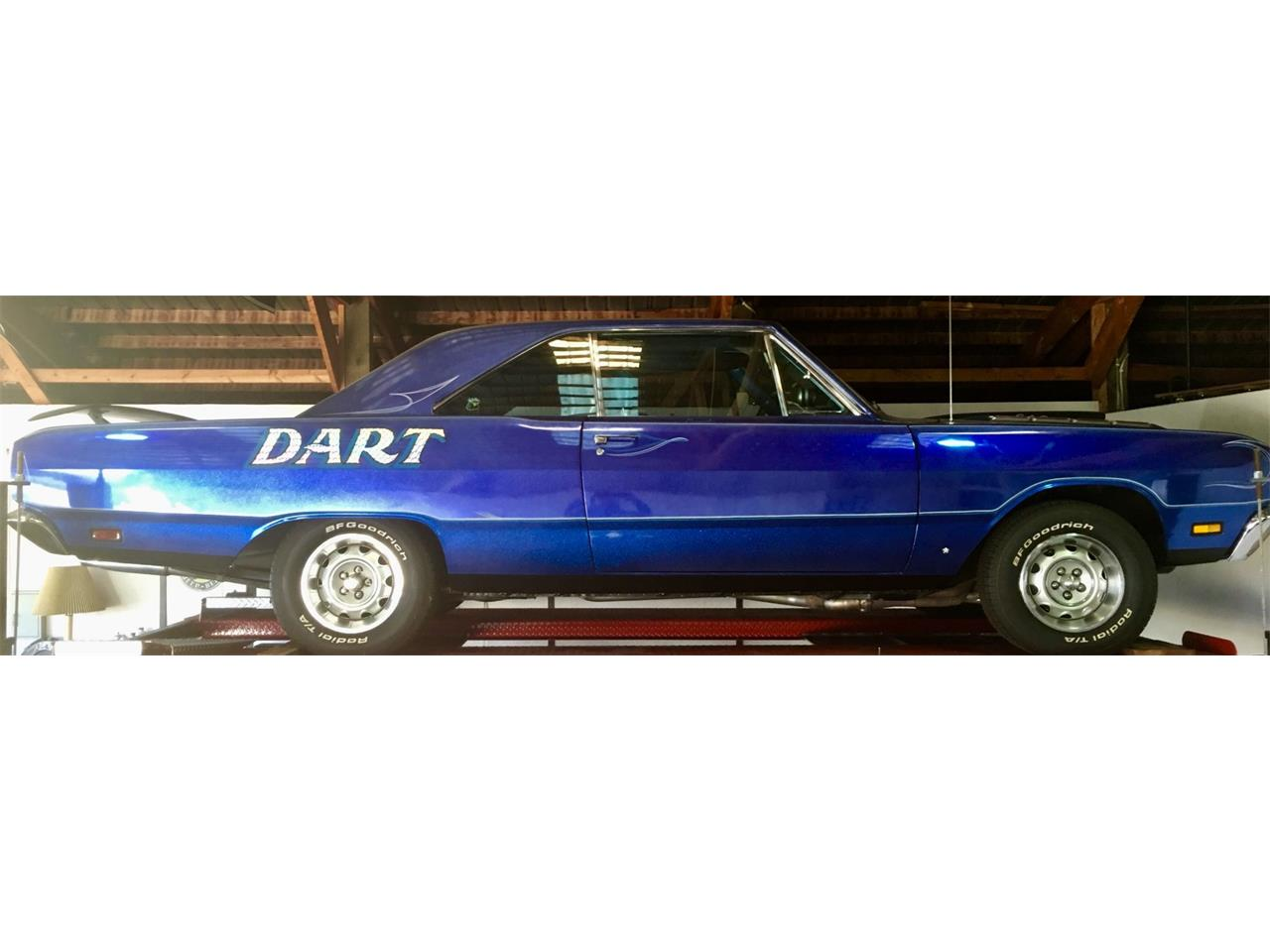 Large Picture of '69 Dart Swinger - Q4PY