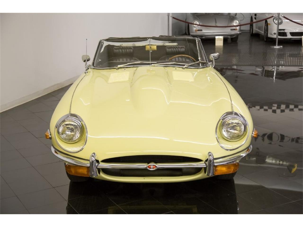 Large Picture of Classic '69 Jaguar E-Type located in Missouri Offered by St. Louis Car Museum - Q4Q1