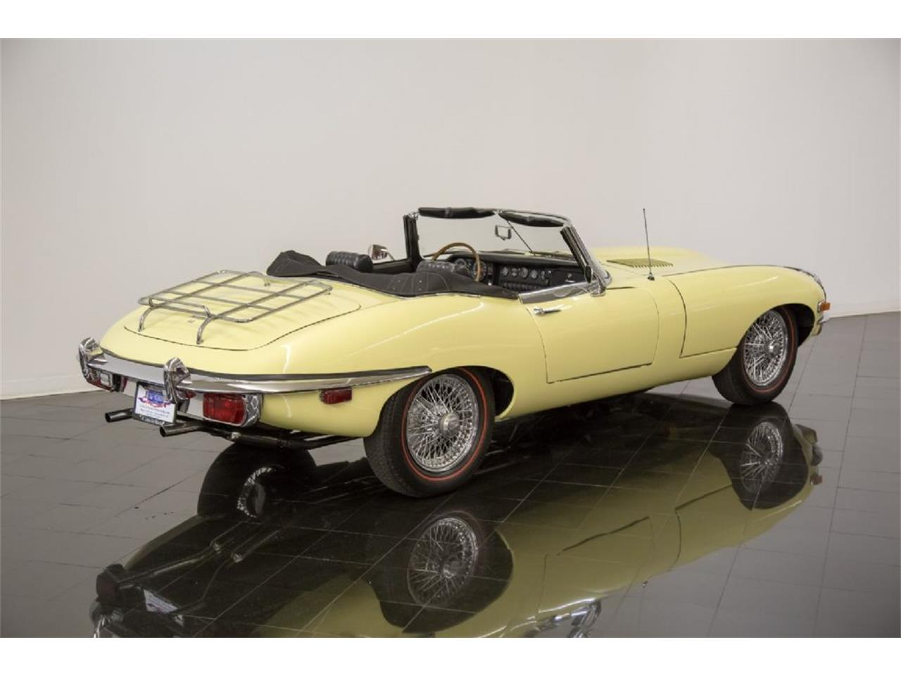 Large Picture of Classic '69 Jaguar E-Type located in St. Louis Missouri - $109,900.00 Offered by St. Louis Car Museum - Q4Q1