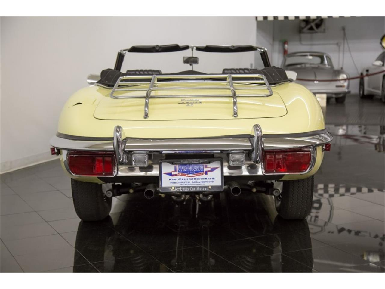 Large Picture of 1969 Jaguar E-Type located in St. Louis Missouri - $109,900.00 Offered by St. Louis Car Museum - Q4Q1