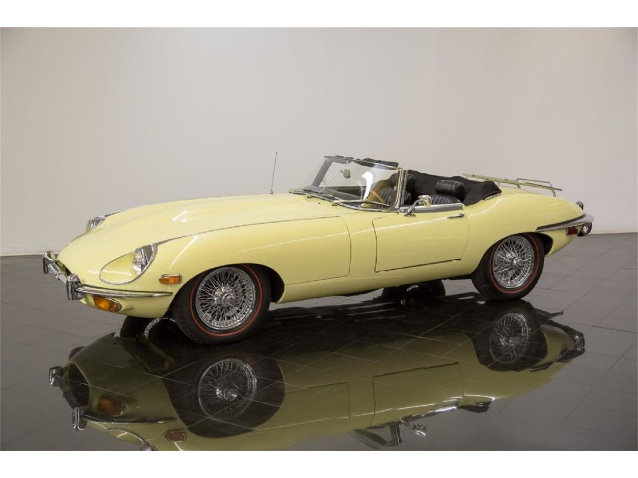 Large Picture of 1969 Jaguar E-Type located in Missouri Offered by St. Louis Car Museum - Q4Q1