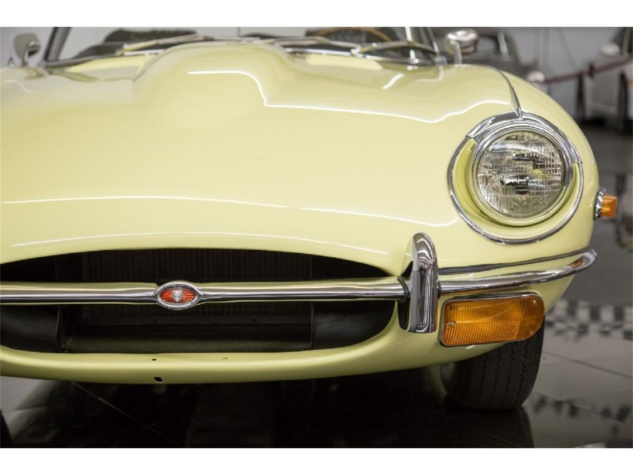 Large Picture of Classic '69 E-Type located in St. Louis Missouri - $109,900.00 Offered by St. Louis Car Museum - Q4Q1