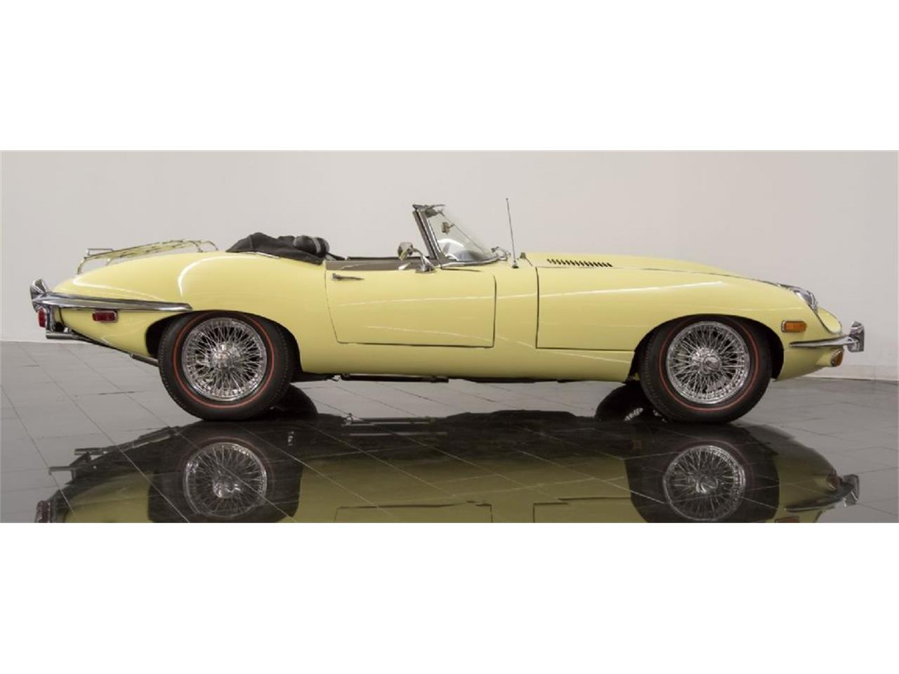 Large Picture of Classic 1969 Jaguar E-Type - $109,900.00 Offered by St. Louis Car Museum - Q4Q1