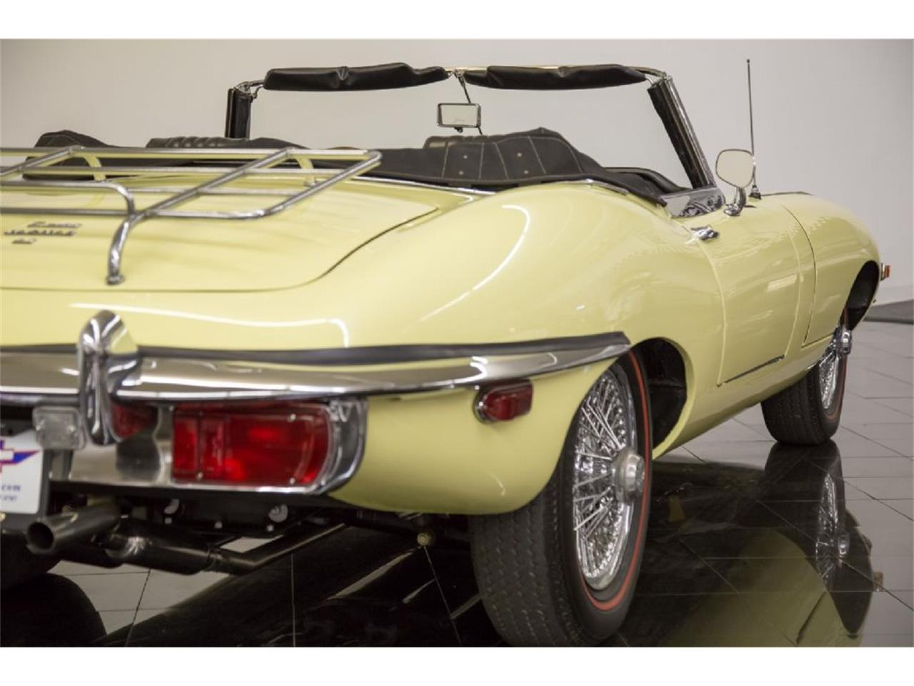 Large Picture of Classic '69 E-Type located in Missouri - $109,900.00 Offered by St. Louis Car Museum - Q4Q1