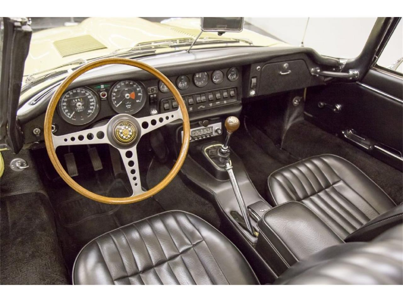 Large Picture of 1969 E-Type located in Missouri Offered by St. Louis Car Museum - Q4Q1
