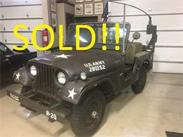 Picture of Classic 1955 CJ5 Auction Vehicle Offered by Classic Rides and Rods - Q4Q6