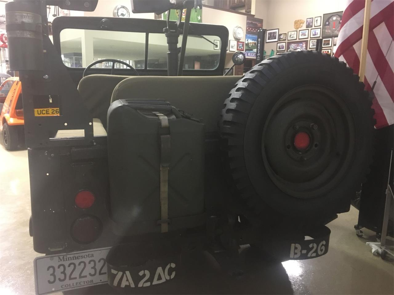 Large Picture of Classic 1955 CJ5 Auction Vehicle Offered by Classic Rides and Rods - Q4Q6