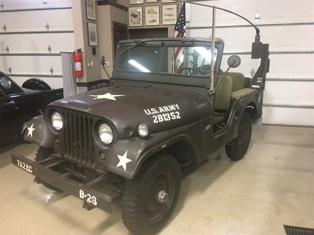 Large Picture of '55 CJ5 - Q4Q6