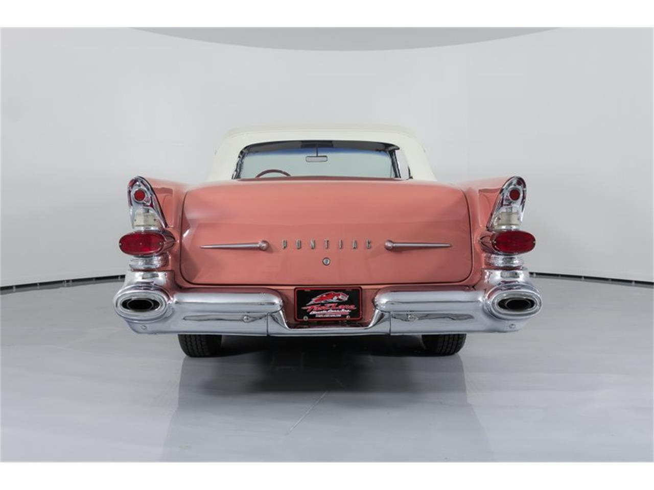 Large Picture of 1957 Pontiac Star Chief located in St. Charles Missouri - $54,995.00 Offered by Fast Lane Classic Cars Inc. - Q4QE