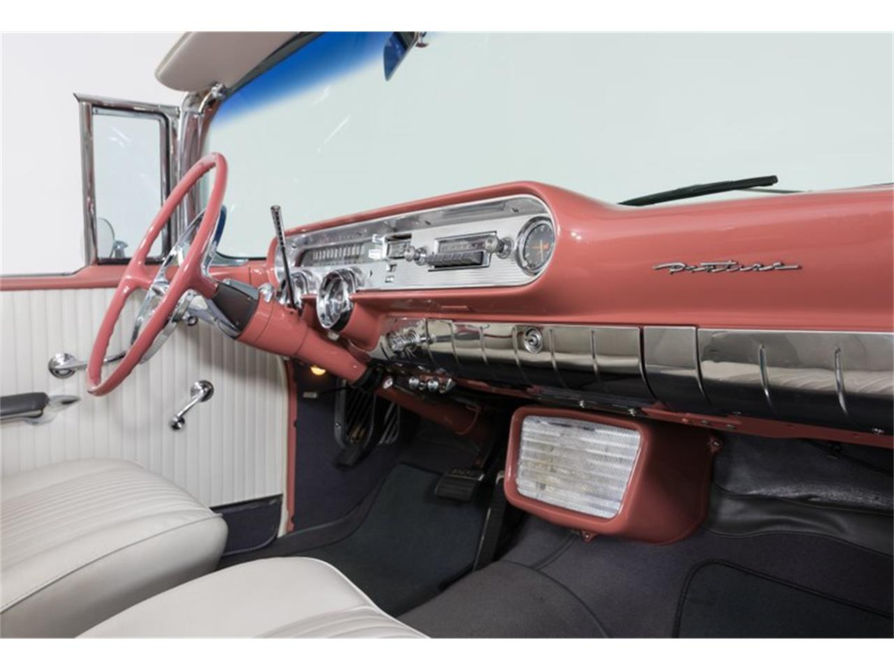 Large Picture of Classic '57 Pontiac Star Chief located in St. Charles Missouri - $54,995.00 - Q4QE