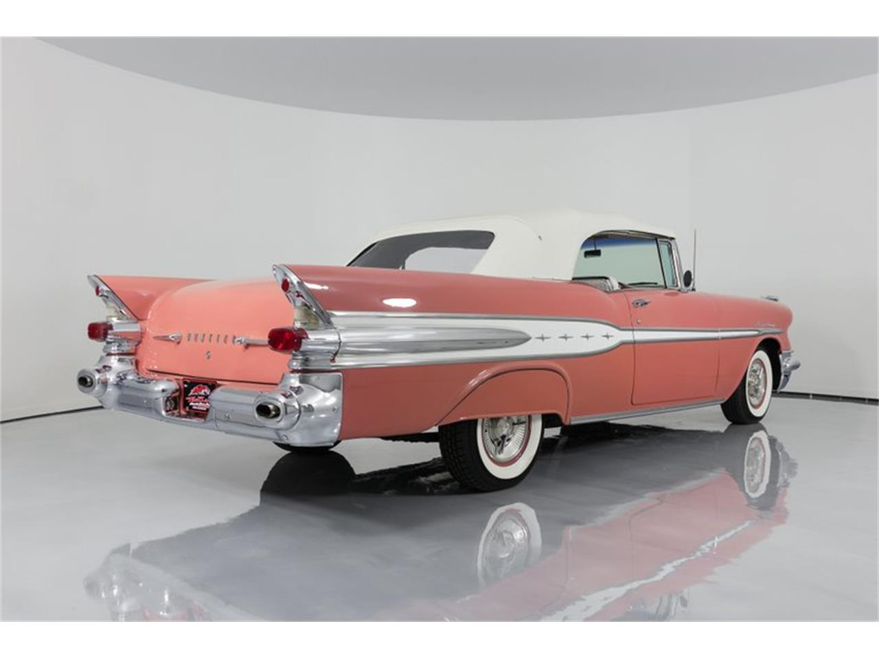 Large Picture of '57 Pontiac Star Chief Offered by Fast Lane Classic Cars Inc. - Q4QE