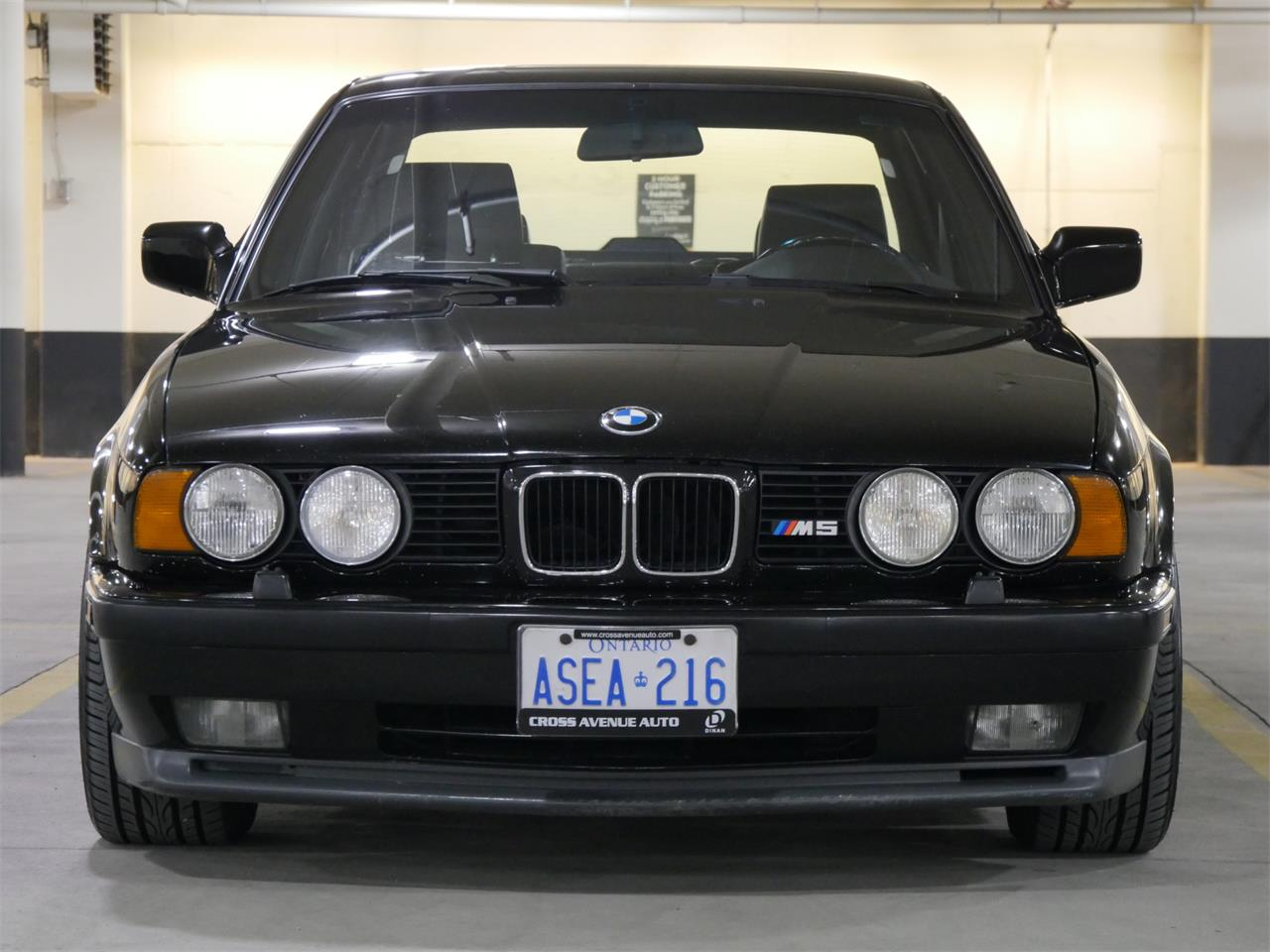 Large Picture of '91 M5 - Q4QH