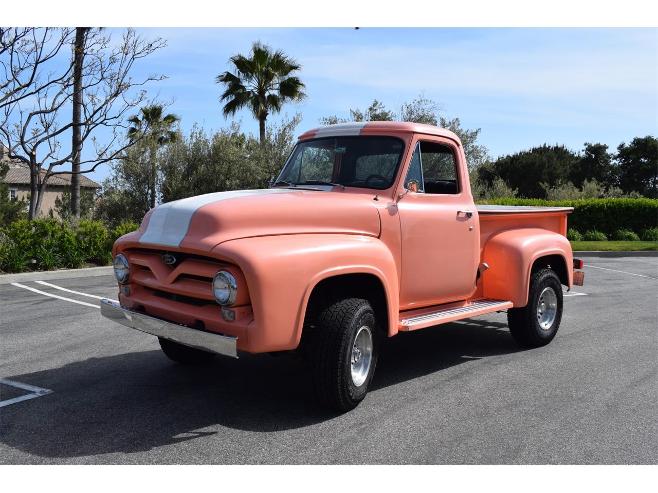 Large Picture of '55 F100 - Q4QM