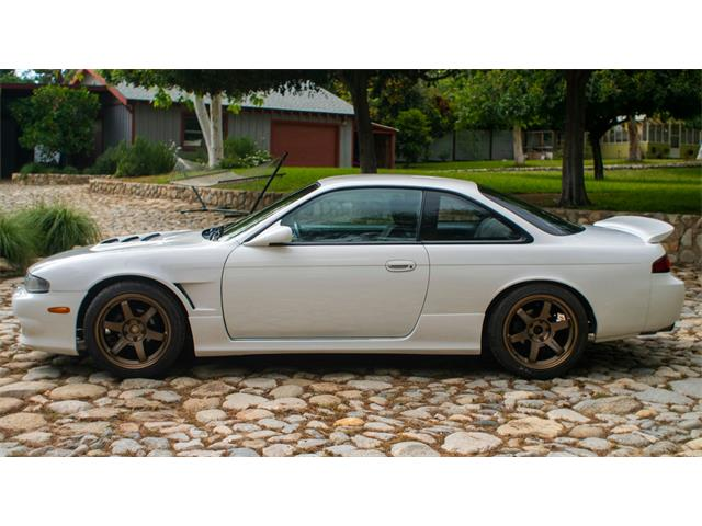 Picture of 1995 240SX located in California Auction Vehicle - Q4QN