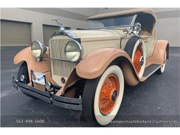 Picture of '29 Convertible - PXPO