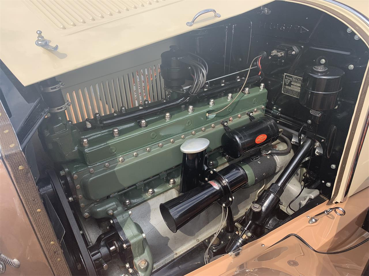 Large Picture of '29 Convertible - PXPO