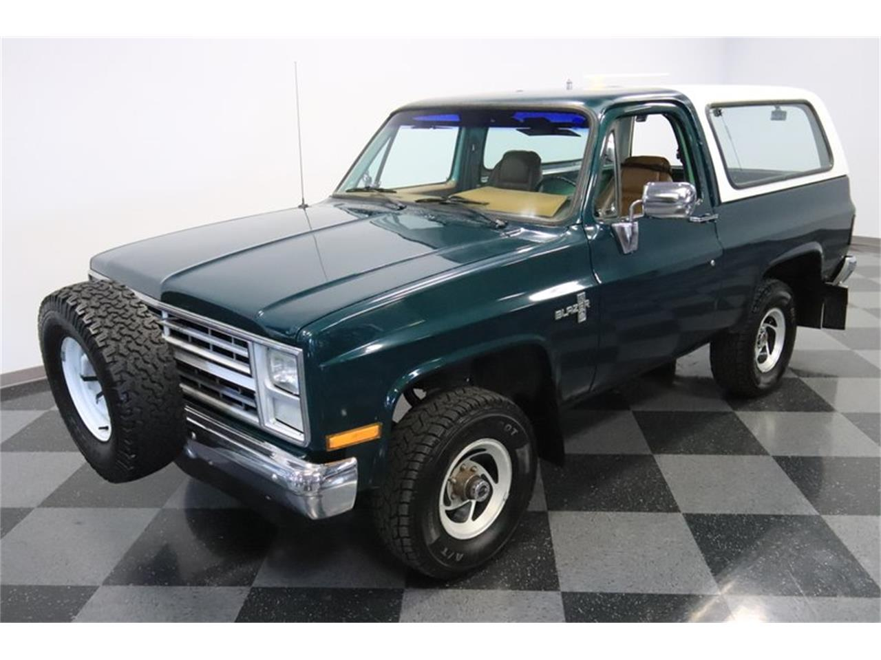 Large Picture of '88 Blazer - PYCO