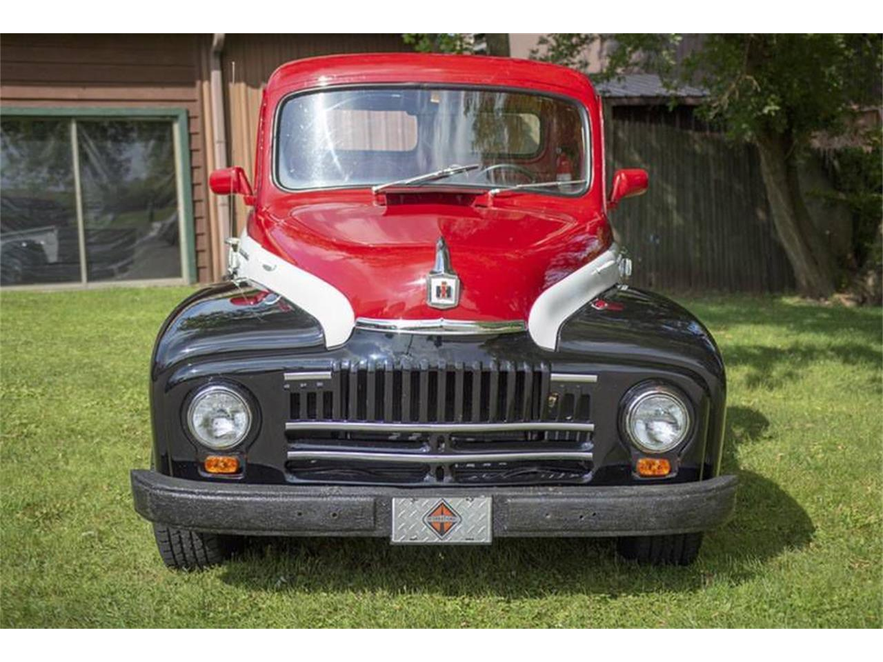 Large Picture of '51 Harvester - Q4QU