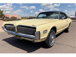 Picture of Classic 1968 Cougar located in Arizona Auction Vehicle Offered by Bring A Trailer - Q4QV