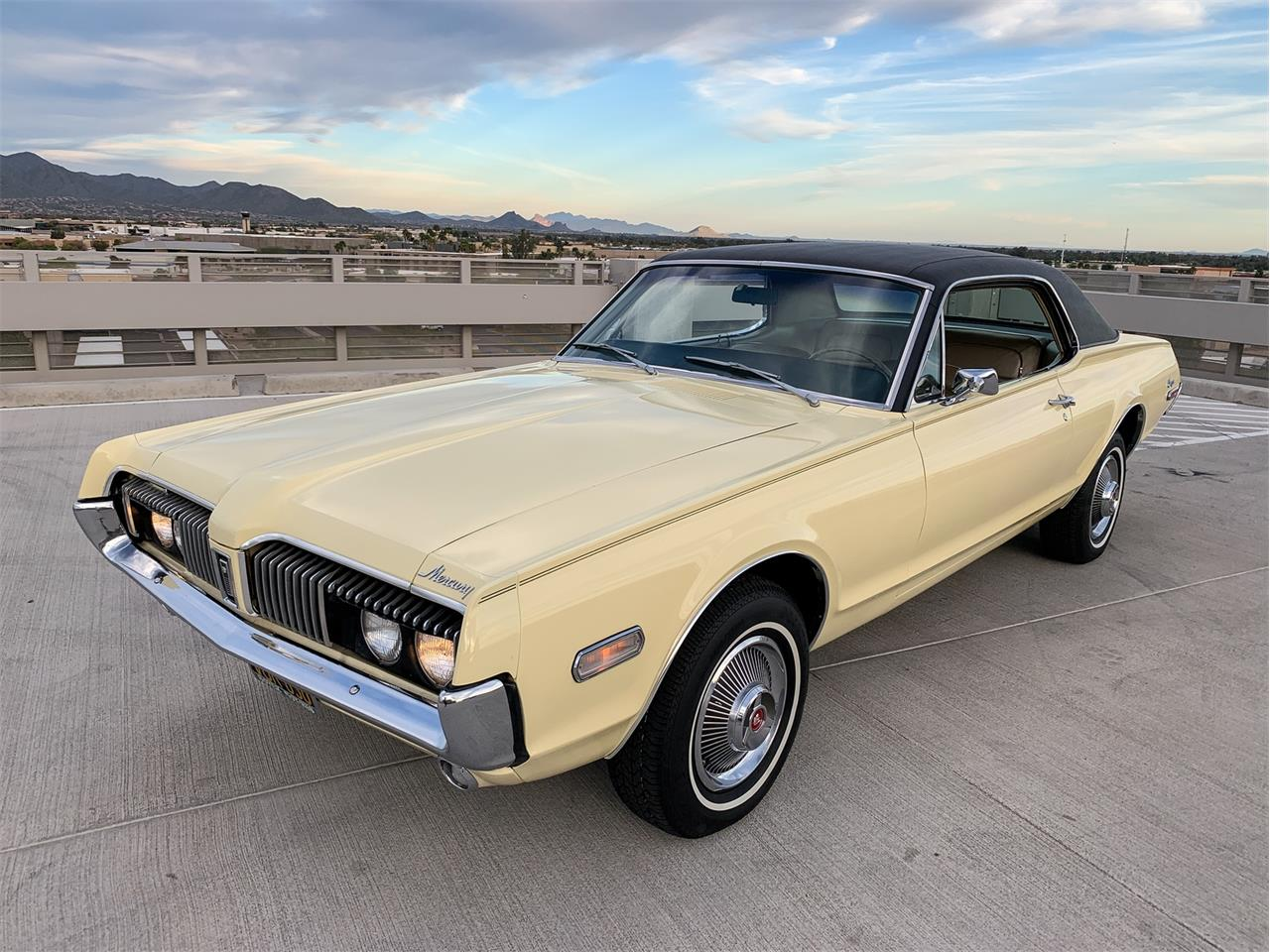 Large Picture of '68 Mercury Cougar Offered by Bring A Trailer - Q4QV