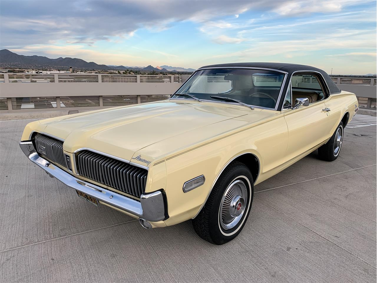 Large Picture of Classic '68 Mercury Cougar Offered by Bring A Trailer - Q4QV
