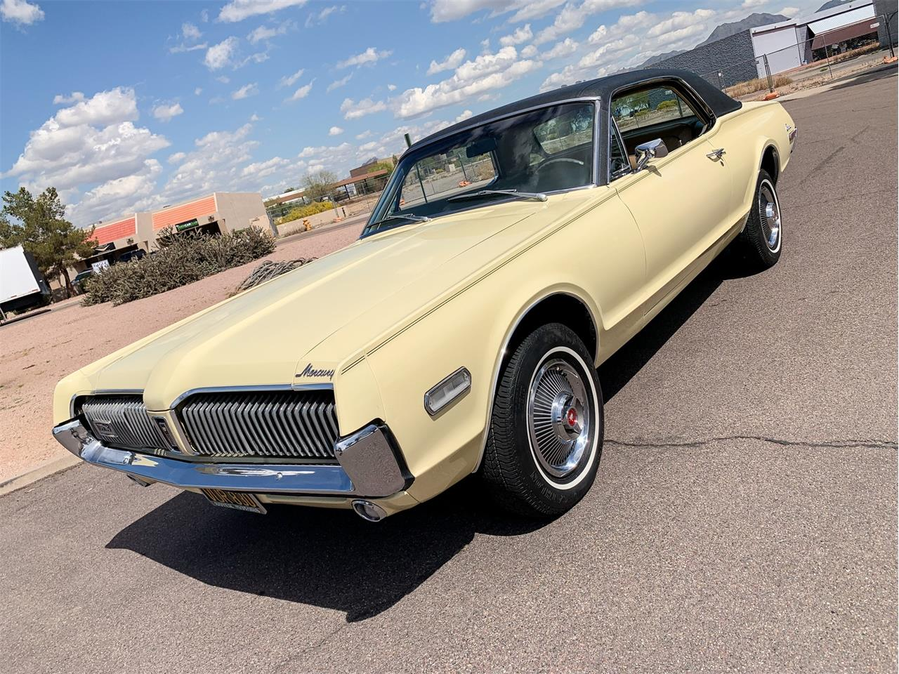 Large Picture of '68 Cougar located in Scottsdale Arizona Auction Vehicle - Q4QV