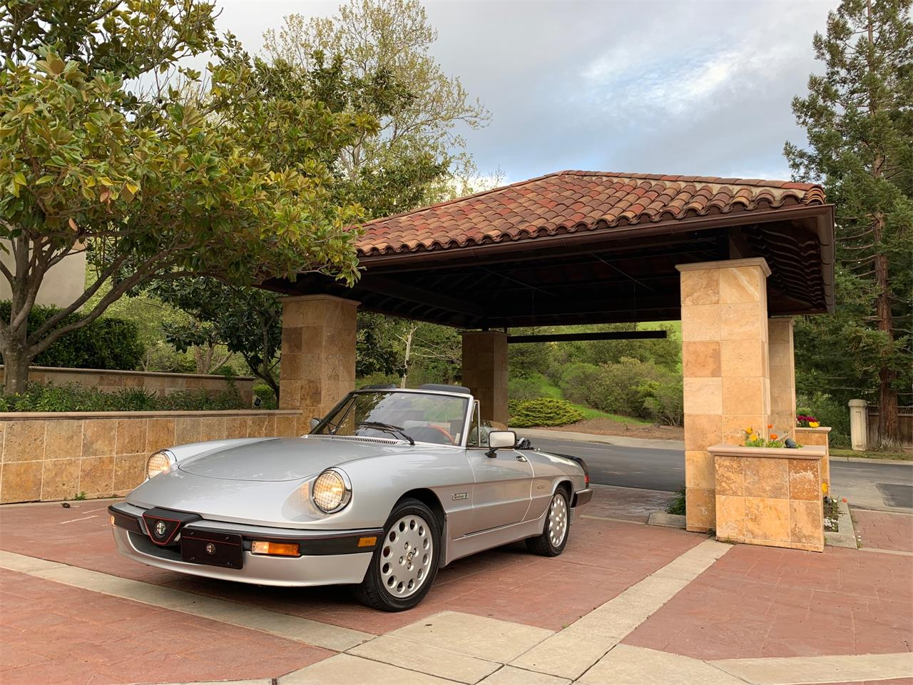 Large Picture of '90 Spider - Q4QW