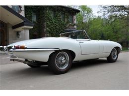 Picture of 1967 Jaguar XKE Auction Vehicle - Q4QX