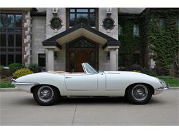 Picture of Classic '67 XKE located in Iowa Offered by Bring A Trailer - Q4QX