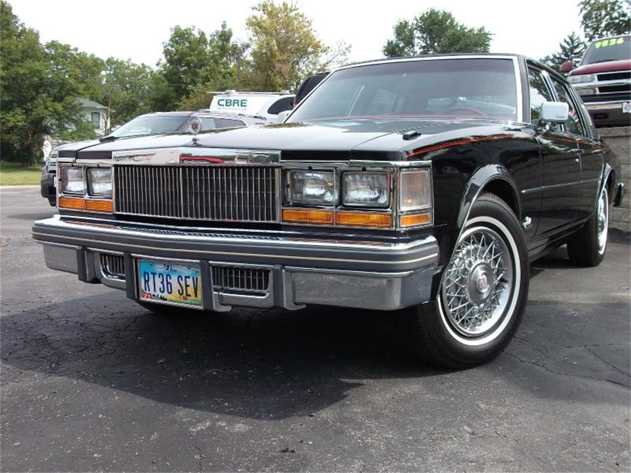 Large Picture of '78 Seville - Q4QY