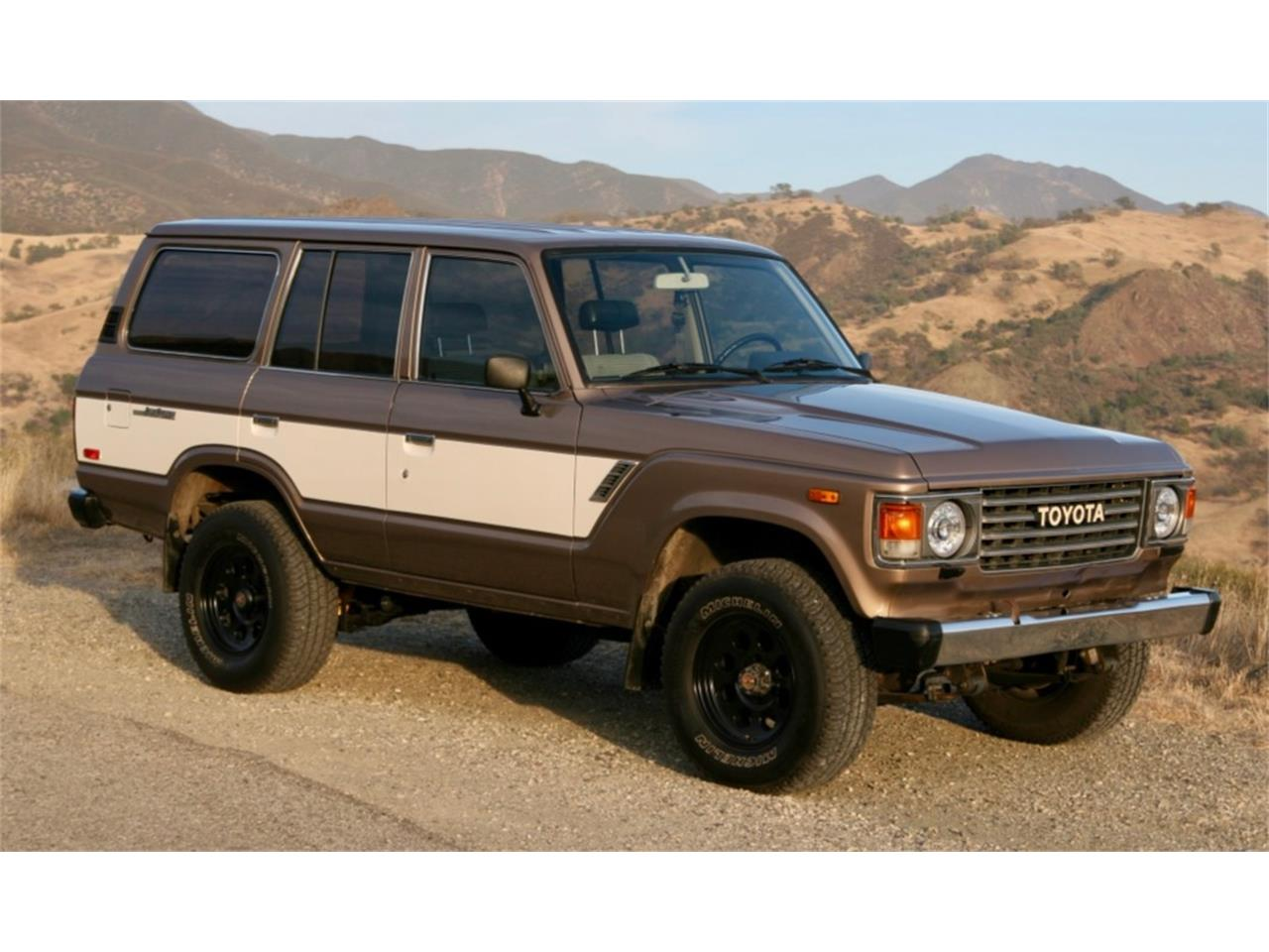 Large Picture of '87 Land Cruiser FJ - Q4R5