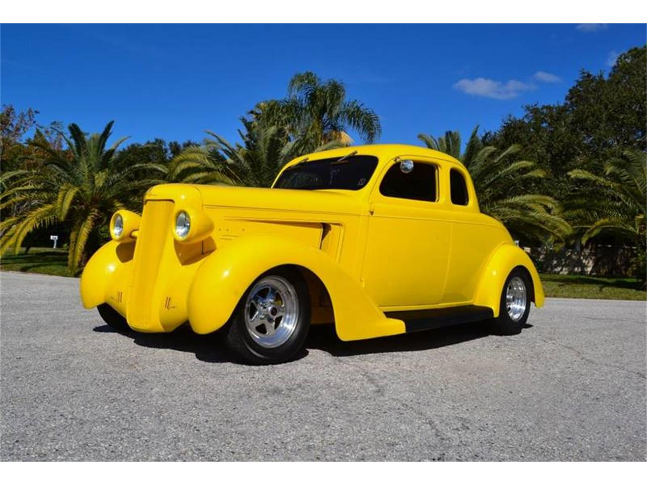 Large Picture of Classic 1935 Street Rod located in Clearwater Florida Offered by PJ's Auto World - Q4RG