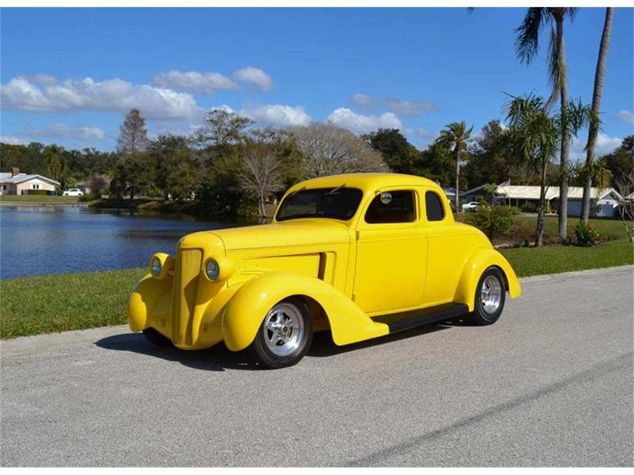 Large Picture of 1935 Dodge Street Rod located in Clearwater Florida - $44,900.00 Offered by PJ's Auto World - Q4RG