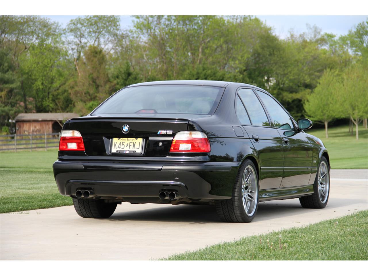 Large Picture of '03 M5 - Q4RI