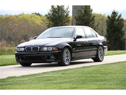 Picture of 2003 BMW M5 Auction Vehicle Offered by Bring A Trailer - Q4RI