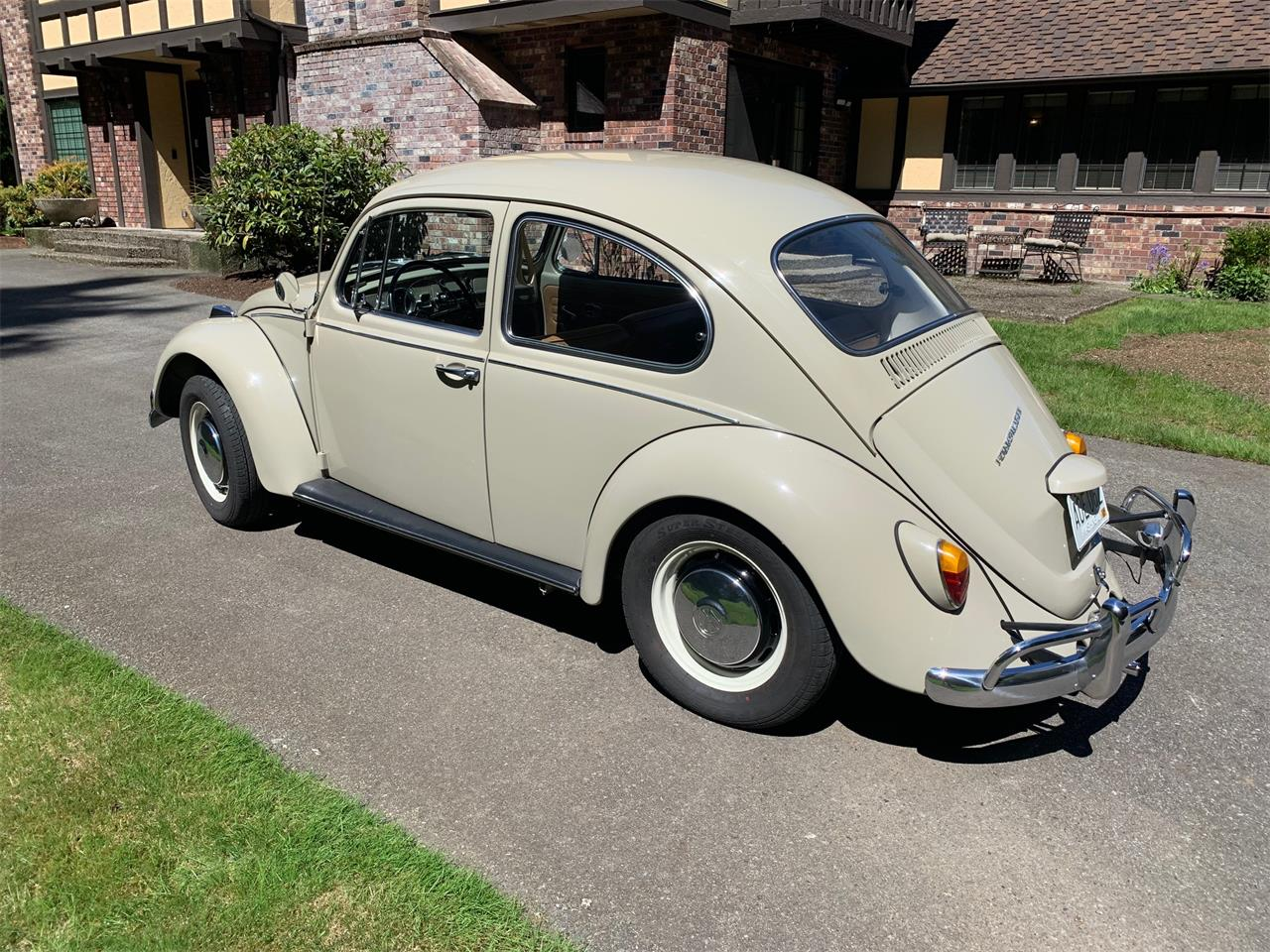 Large Picture of '67 Beetle - Q4RM