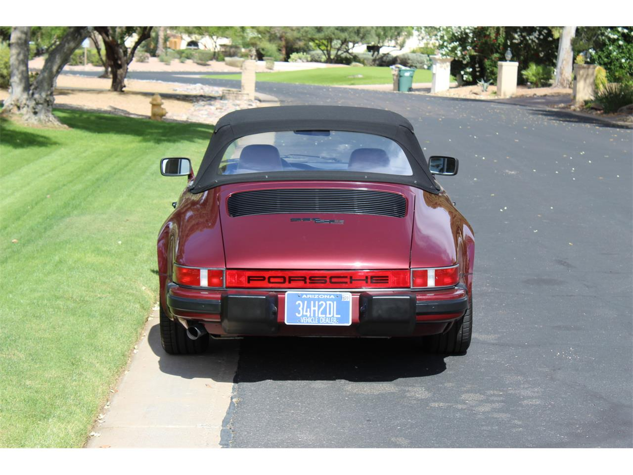 Large Picture of '83 911SC - Q4S2