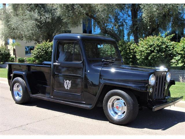 Picture of '50 Willys - Q4S4
