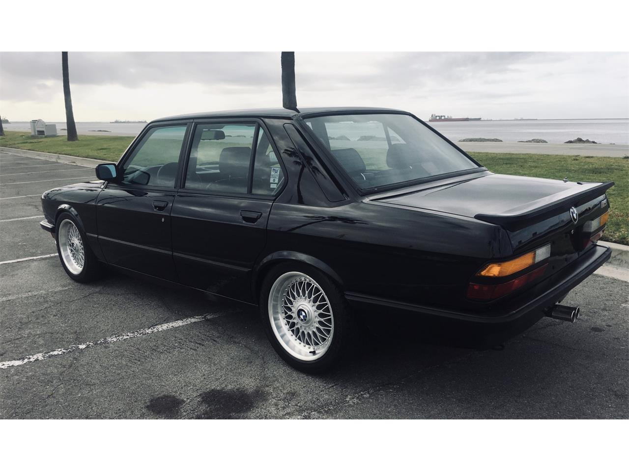 Large Picture of '88 M5 - Q4S5