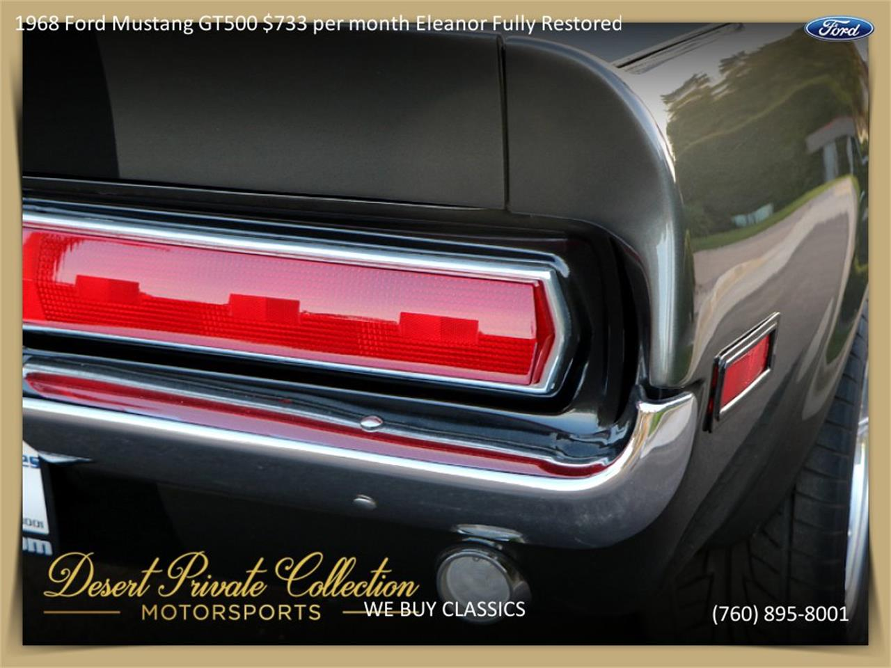 Large Picture of '68 Mustang Shelby GT500 - Q4S9