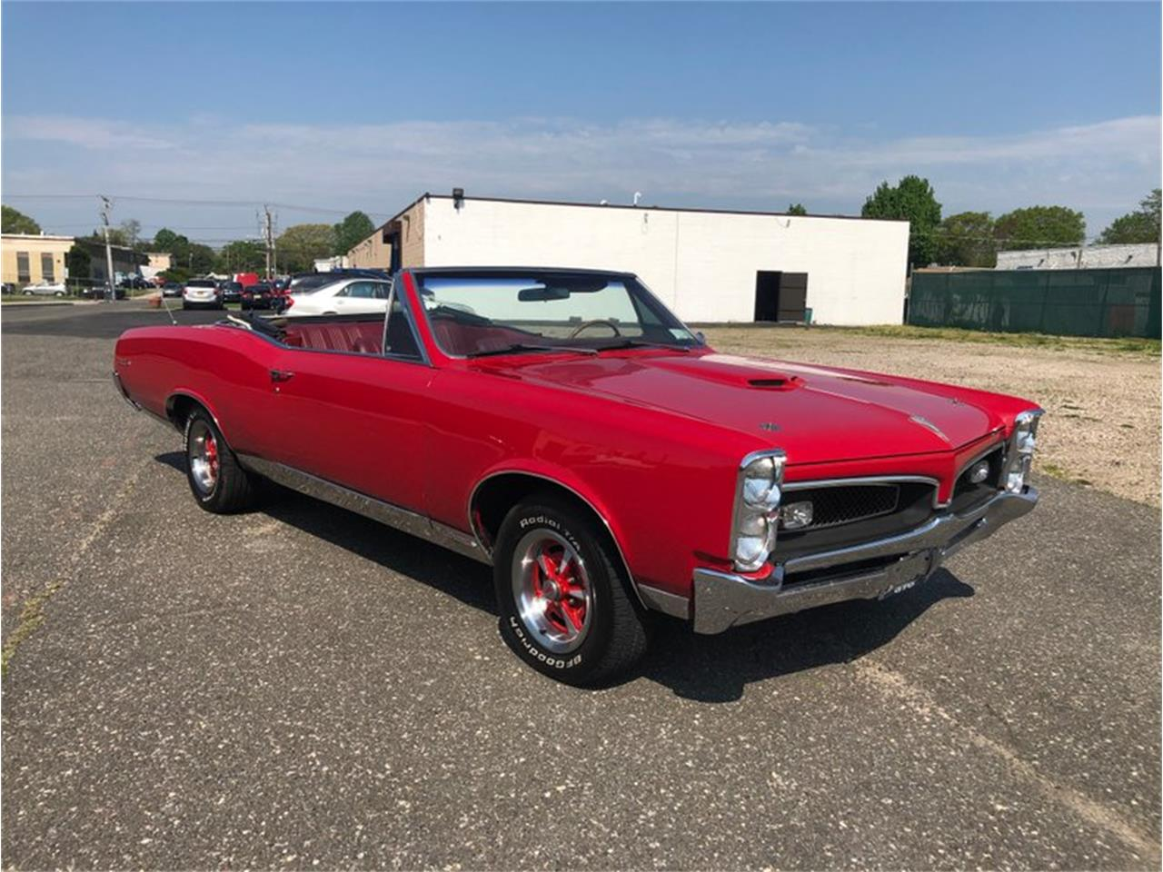 Large Picture of '67 Pontiac GTO located in West Babylon New York - Q4SB