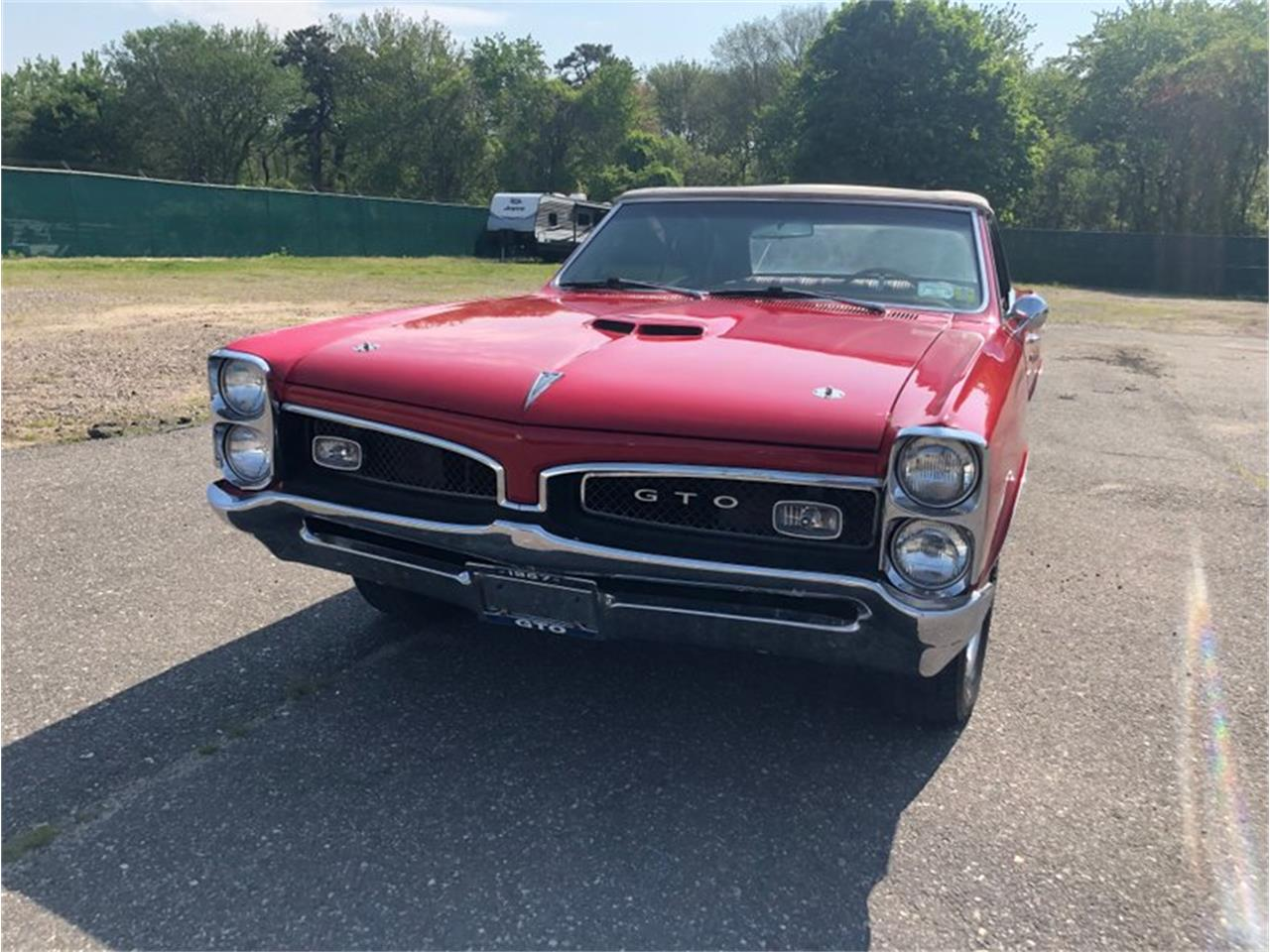 Large Picture of Classic '67 GTO located in New York - $29,500.00 - Q4SB
