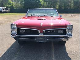 Picture of '67 Pontiac GTO located in West Babylon New York Offered by Hollywood Motors - Q4SB