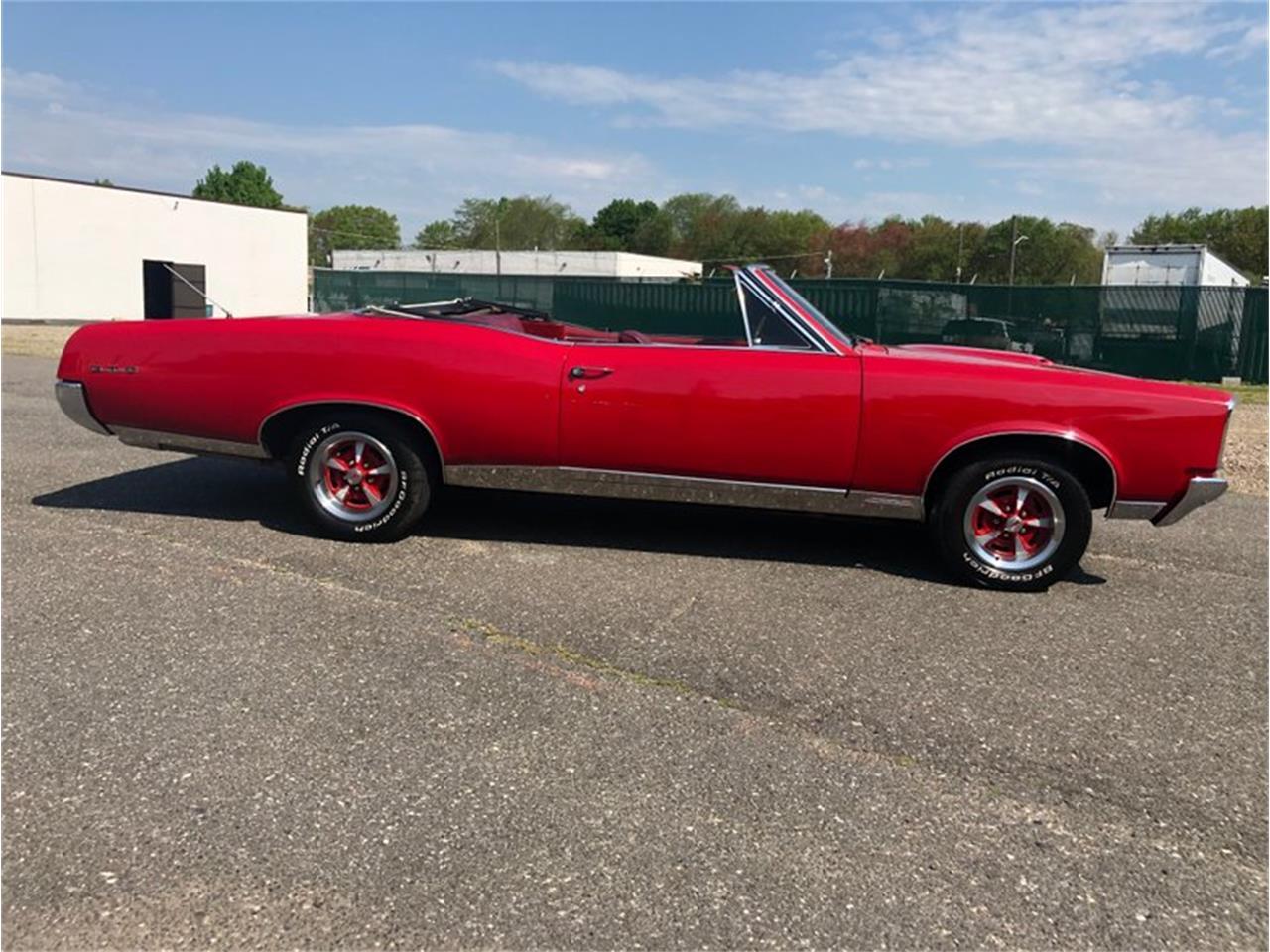 Large Picture of 1967 Pontiac GTO - $29,500.00 - Q4SB