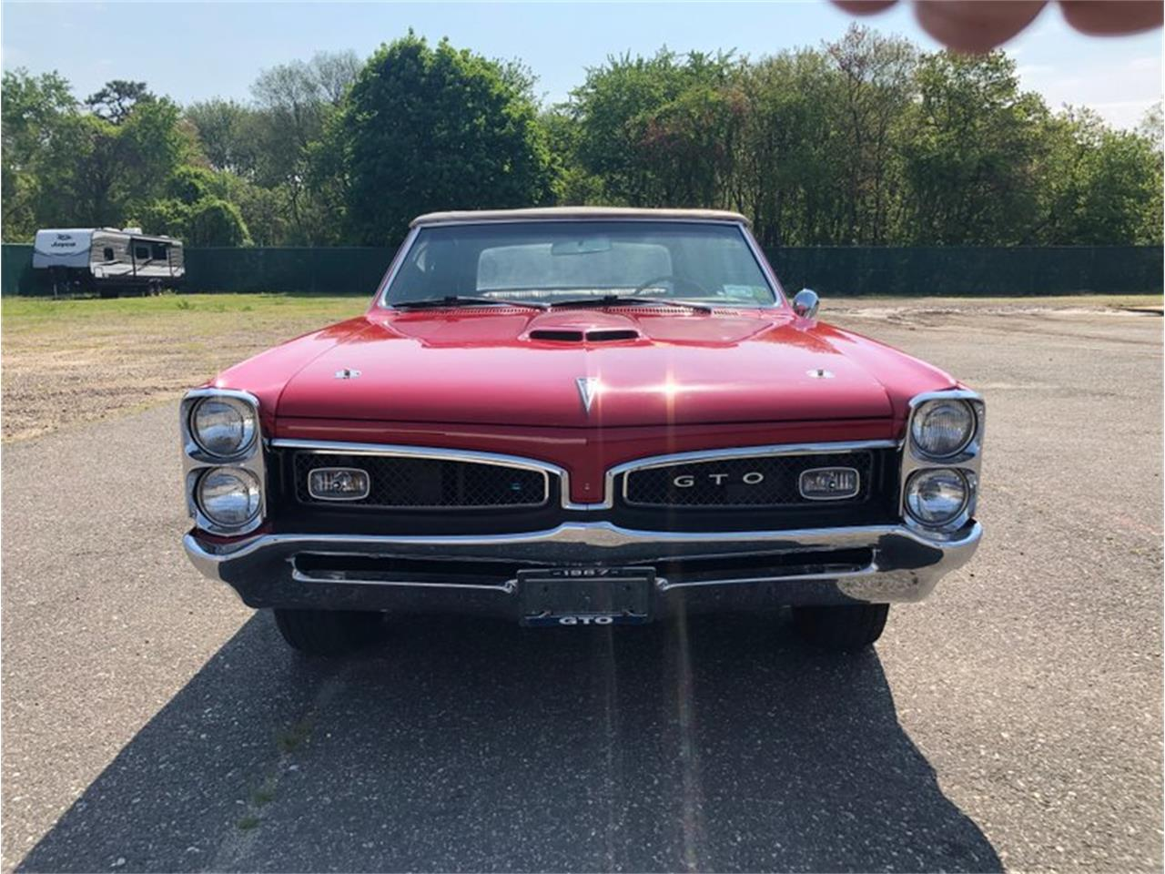 Large Picture of Classic 1967 GTO located in West Babylon New York - $29,500.00 - Q4SB