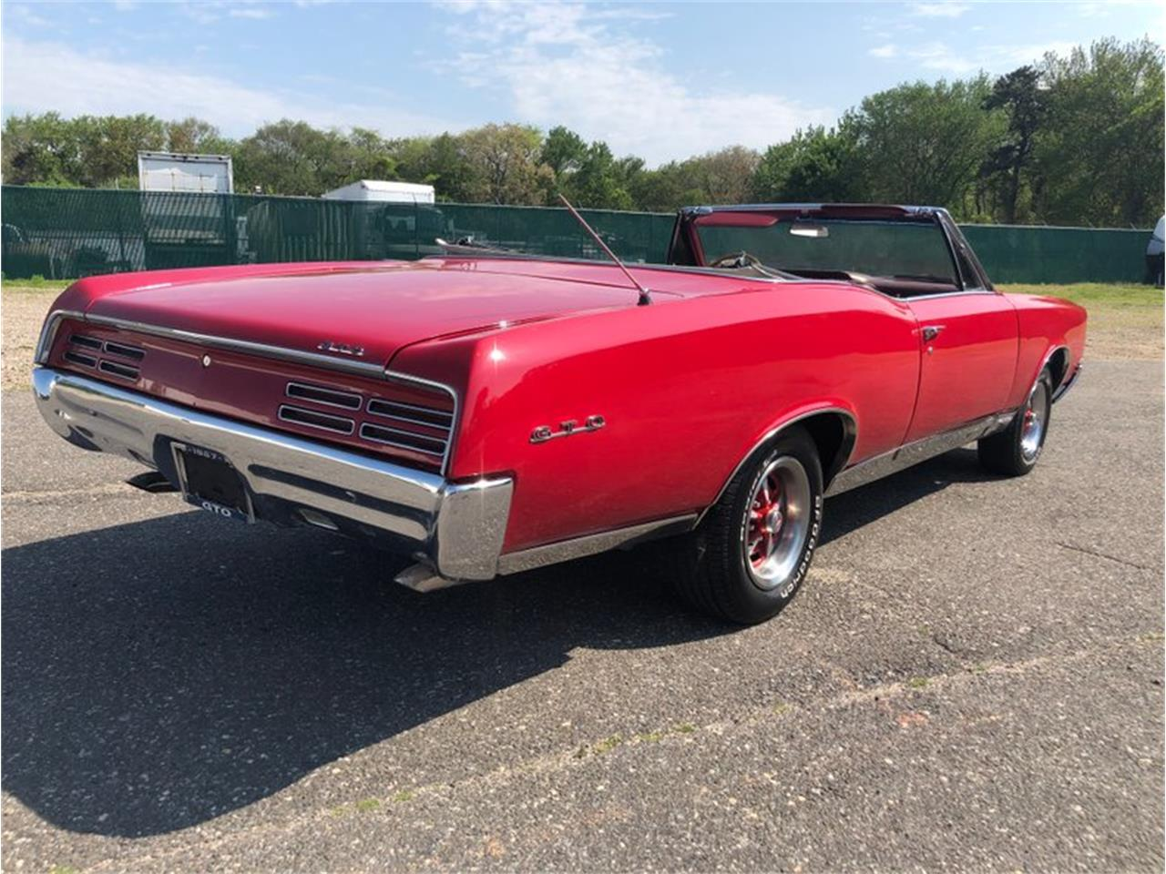 Large Picture of Classic '67 GTO - $29,500.00 - Q4SB