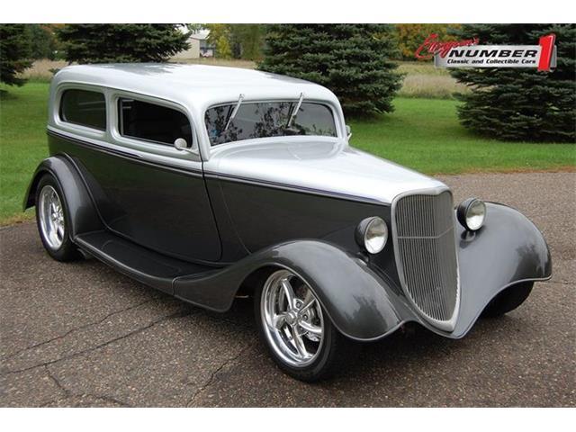Picture of '33 Ford Street Rod located in Rogers Minnesota - Q4SD